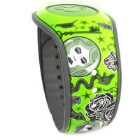 Image of The Haunted Mansion Collage MagicBand 2 - Limited Release # 4