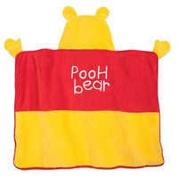 Image of Winnie the Pooh Hooded Towel for Baby - Personalized # 4