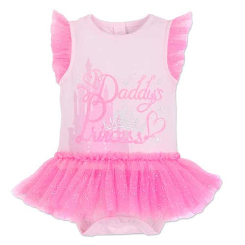 Disney Princess Tutu Bodysuit for Baby