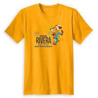 Image of Adults' Goofy and Pluto Family Break T-Shirt - Walt Disney World - Customized # 1