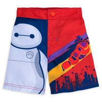 Baymax Swim Trunks for Boys - Big Hero 6