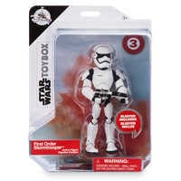 Image of First Order Stormtrooper Action Figure - Star Wars Toybox # 4