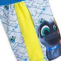 Image of Puppy Dog Pals Swim Trunks for Boys # 4