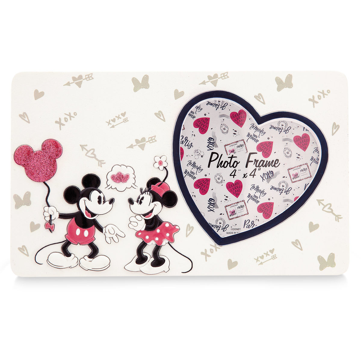 Mickey And Minnie Mouse Sweethearts Photo Frame Shopdisney