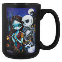 Image of The Nightmare Before Christmas Mug by Jasmine Becket-Griffith # 1