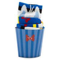 Image of Donald Duck Cupcake Socks for Kids # 3