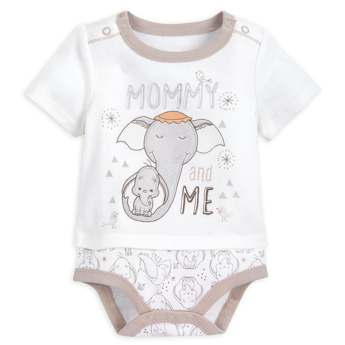 9616f72ca Product Image of Dumbo Bodysuit for Baby # 1