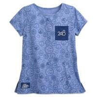 Image of Walt Disney World 2018 Pocket T-Shirt for Women # 1