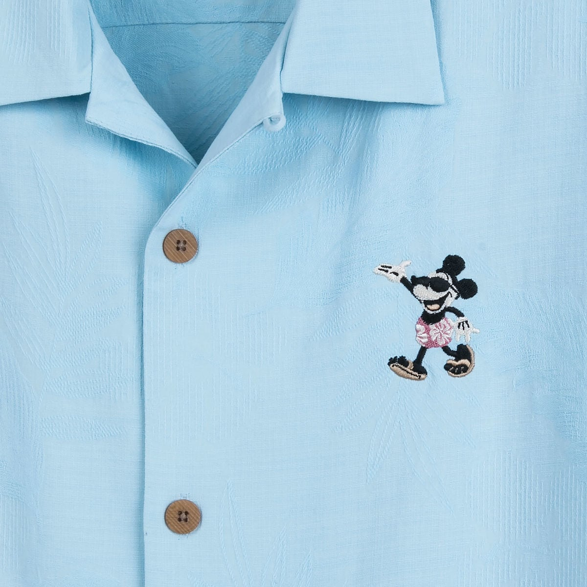 Mickey Mouse Silk Shirt For Men By Tommy Bahama Shopdisney