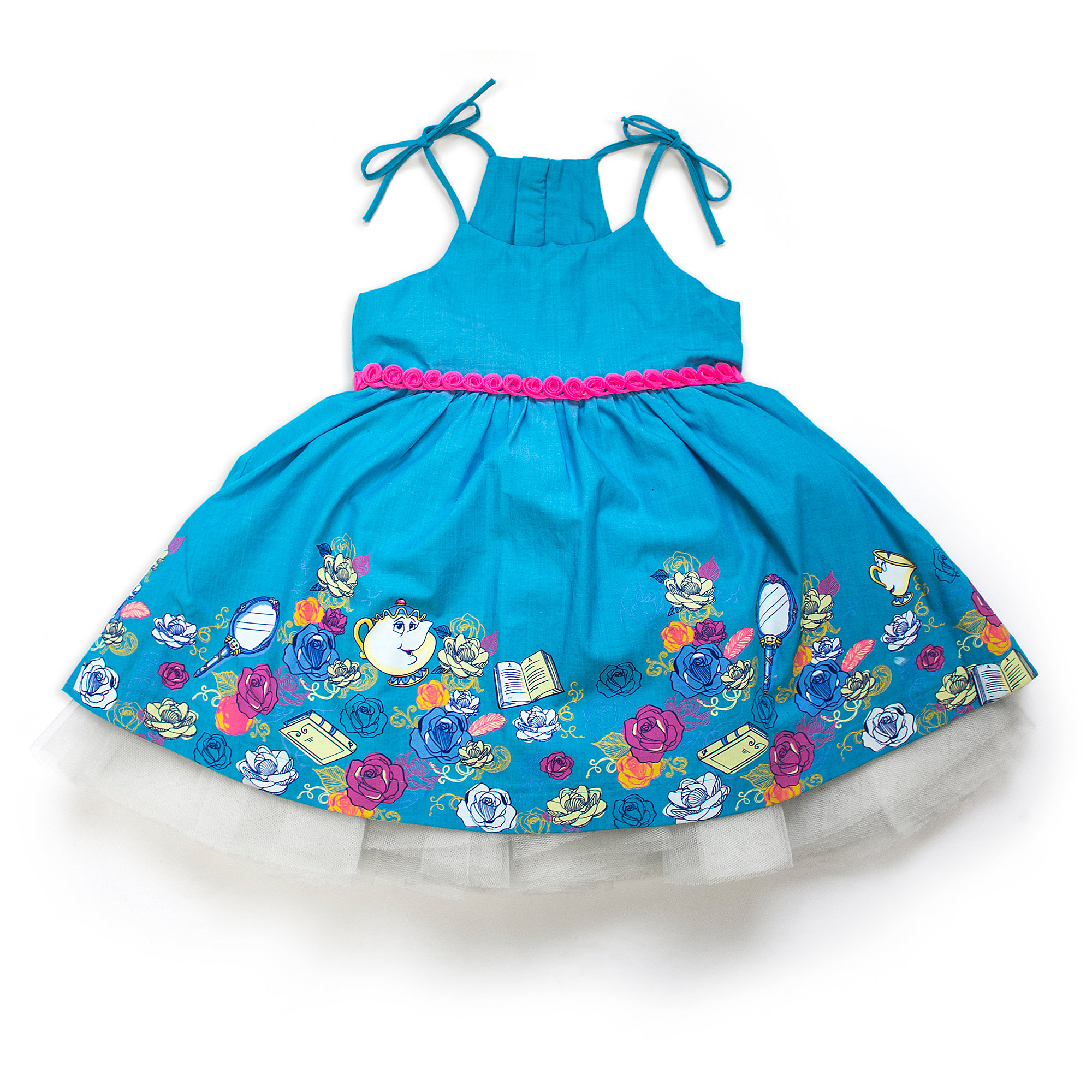 Beauty and the Beast Tutu Dress for Girls by Tutu Couture