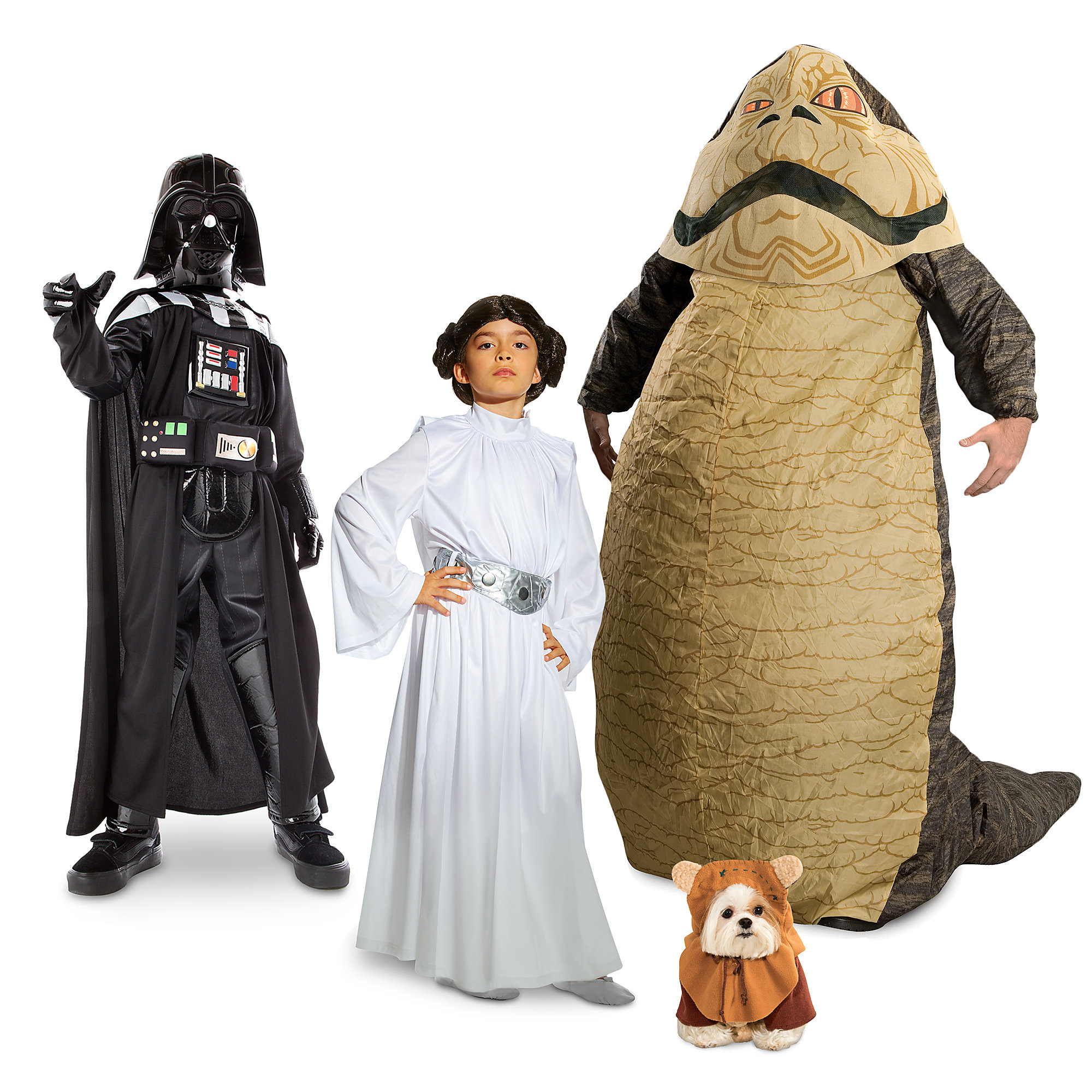Star Wars Costume Collection for Family