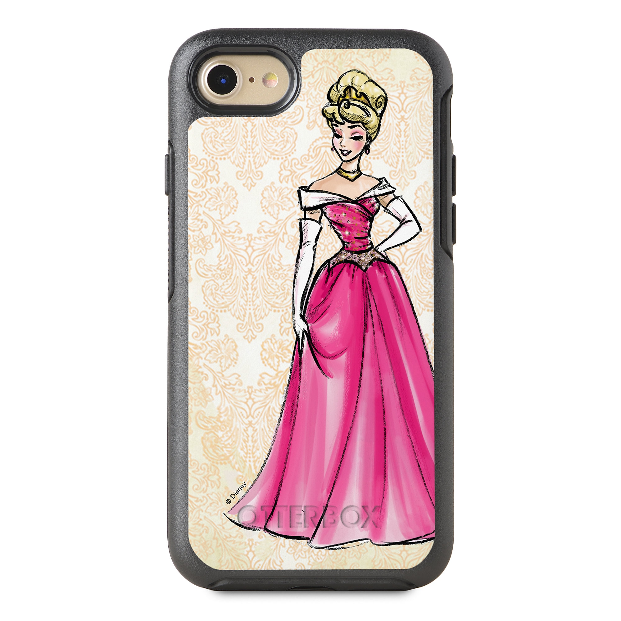 Aurora iPhone 8/7 Case - Art of Princess Designer Collection