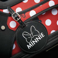 Image of Minnie Mouse Rolling Luggage by American Tourister - Small # 7