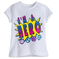 Avengers Icons T-Shirt for Girls