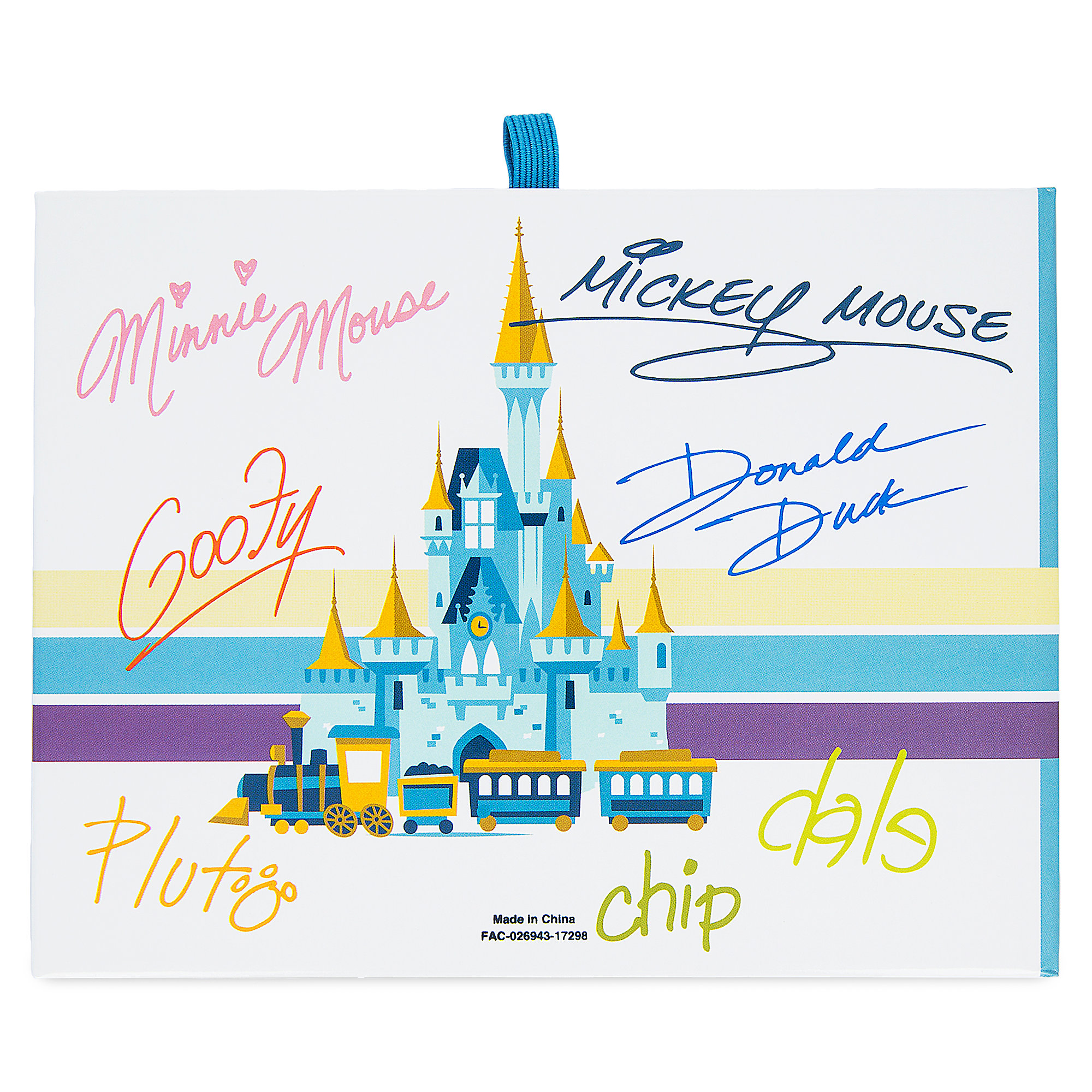 Mickey Mouse and Friends Autograph Book Walt Disney World shopDisney
