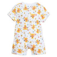 Image of Winnie the Pooh Romper and Bib Set for Baby # 3