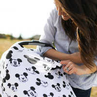 Image of Mickey Mouse Baby Seat Cover by Milk Snob # 2