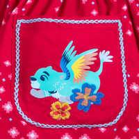 Image of Elena Woven Dress for Girls # 3