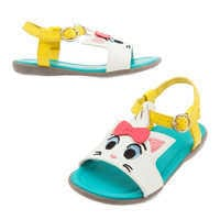 Image of Marie Buckle Sandals for Kids - Disney Furrytale friends # 1