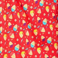 Image of Pineapple Swirl Dress for Women # 5