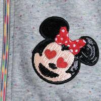 Image of Disney Emoji Hooded Fleece Jacket for Girls # 3