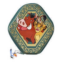 Image of The Lion King Zip-Up Stationery Kit # 4