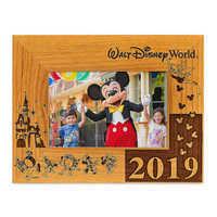 Image of Walt Disney World 2019 Frame by Arribas - 4'' x 6'' - Personalizable # 2