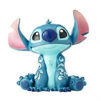 Image of Stitch ''Big Trouble'' Big Figure by Jim Shore # 1