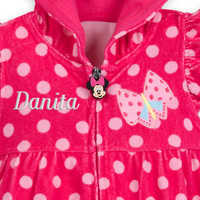 Image of Minnie Mouse Cover-Up for Girls - Personalizable # 3