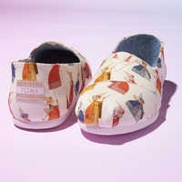 Image of Flora, Fauna, and Merryweather Shoes for Women by TOMS - Sleeping Beauty # 5