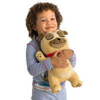 Image of Rolly Cuddleez Plush - Medium - 13'' - Puppy Dog Pals # 2