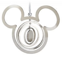 Image of Mickey Mouse Ornament # 1