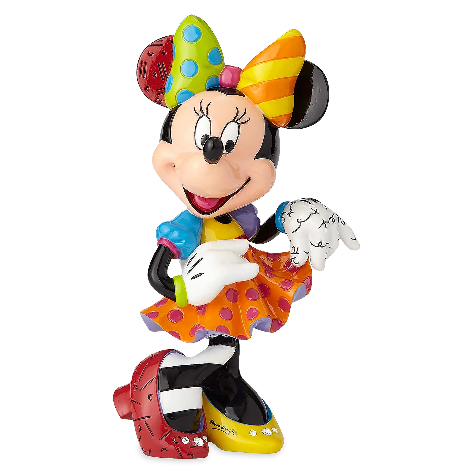 Minnie Mouse Bling Figure by Britto - 10 1/4'' H