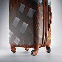 Image of Chewbacca Luggage - Star Wars - American Tourister - Small # 4