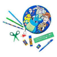 Image of Toy Story 4 Zip-Up Stationery Kit # 1