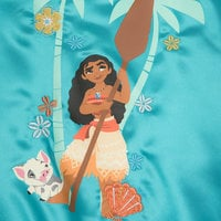 Image of Moana Varsity Jacket for Girls - Personalizable # 5