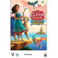 Image of Elena of Avalor: Realm of the Jaquins DVD # 1