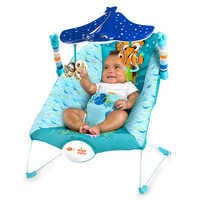 Image of Nemo and Friends Bouncer Seat for Baby by Bright Starts - Finding Nemo # 2