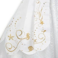 Image of Ariel Designer Wedding Gown Costume for Kids # 4