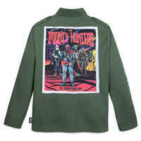 Image of Boba Fett Military Jacket for Adults - Star Wars # 3