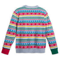 Image of Mickey Mouse Family Holiday Sweater for Men # 3