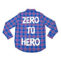 Image of Hercules Flannel Shirt for Adults by Cakeworthy # 1