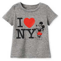 Image of Mickey Mouse T-Shirt for Baby - New York # 1