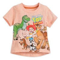 Image of Toy Story Family T-Shirt for Girls # 1