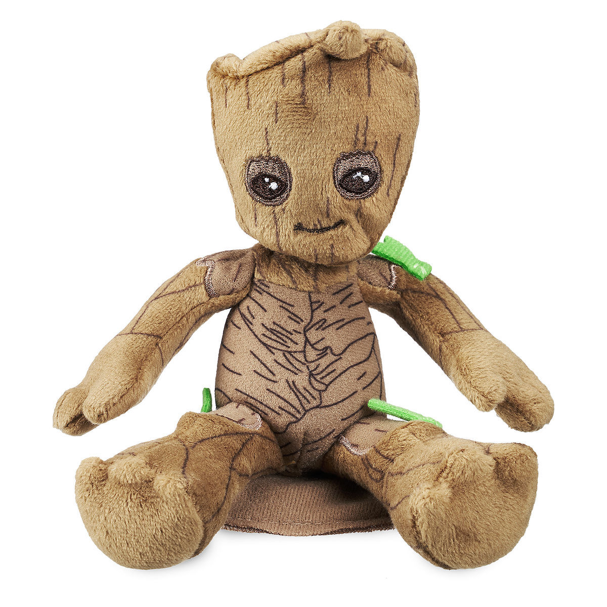 groot mini magnetic shoulder plush guardians of the galaxy volume
