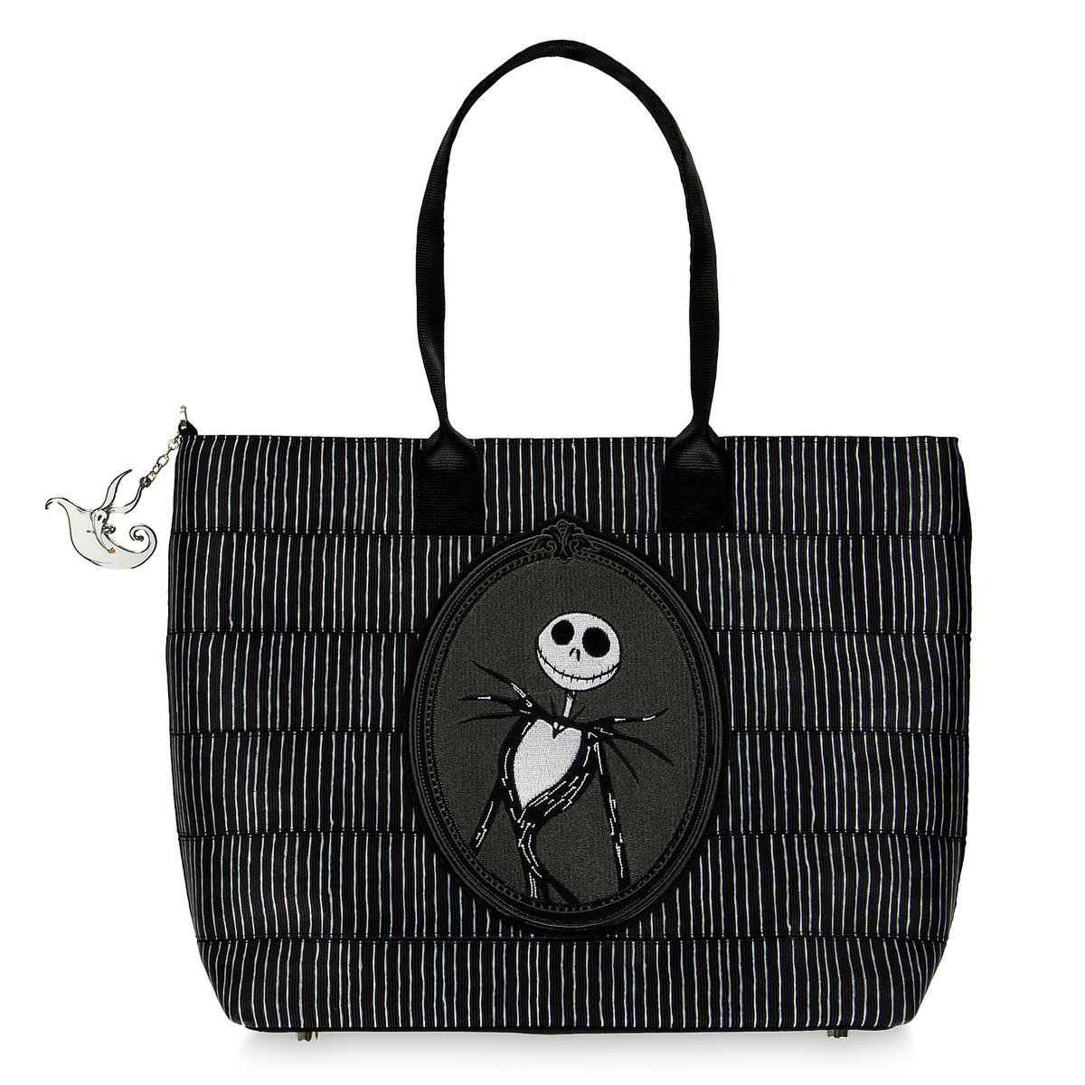 59549800631 Jack Skellington and Sally Tote by Harveys - The Nightmare Before Christmas