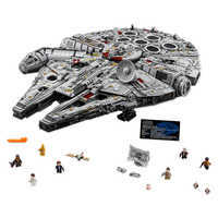 Image of Millennium Falcon Ultimate Collector Playset by LEGO - Star Wars # 1