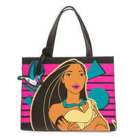Image of Pocahontas Tote Bag by Loungefly # 1