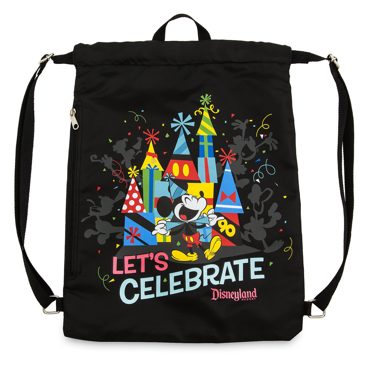 0f6c76f7389 Product Image of Mickey Mouse   Celebration of the Mouse   Cinch Sack -