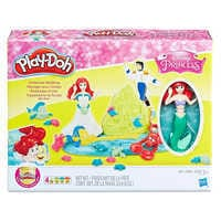 Image of Ariel Undersea Wedding Play-Doh Set # 2